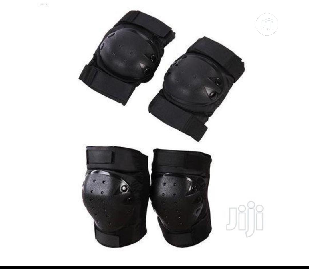 Kneel And Elbow Pad