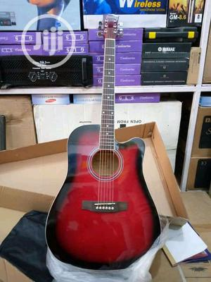 Big Box Guitar (Size 41) | Musical Instruments & Gear for sale in Lagos State, Ojo