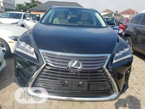 Lexus RX 2019 350L Luxury FWD Black   Cars for sale in Lagos State, Apapa