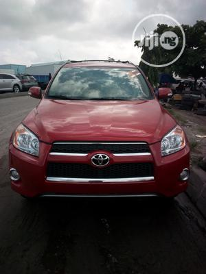 Toyota RAV4 2010 2.5 Limited Red | Cars for sale in Lagos State, Apapa