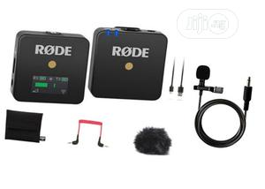 Rode Wireless Go - Compact Wireless Microphone System | Audio & Music Equipment for sale in Lagos State, Shomolu