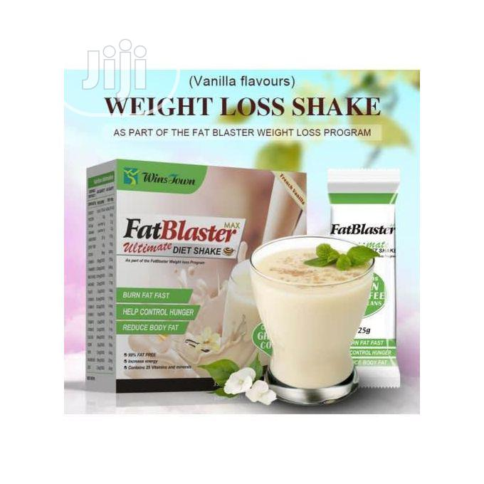 Archive: Fatblaster Weight Loss Diet Shake