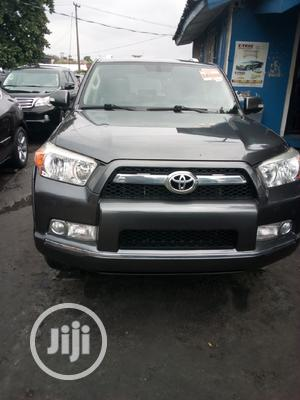 Toyota 4-Runner 2012 Limited 4WD Gray   Cars for sale in Lagos State, Agege