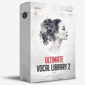 Ghosthack Ultimate Vocal Library Volume 2 | Software for sale in Lagos State, Lekki