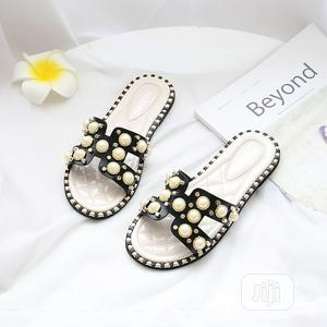 Slippers With Beads | Children's Shoes for sale in Lagos State, Maryland