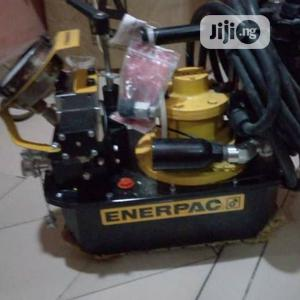 Enerpac ZA4204TX-Q, Two Speed, Air Hydraulic Torque Wrench Pump | Manufacturing Equipment for sale in Rivers State, Port-Harcourt