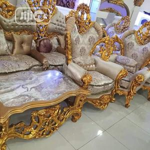 Italian Royal Sofa Chairs By 7 Seaters | Furniture for sale in Lagos State, Ojo