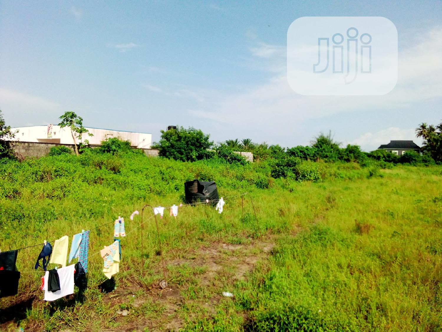 This Lands Is For Renting At Eleko Junction 8 Plots Of Lands | Land & Plots for Rent for sale in Ibeju, Lagos State, Nigeria