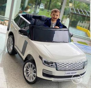 Range Rover Double Seater Kids Ride on Toys | Toys for sale in Lagos State, Alimosho