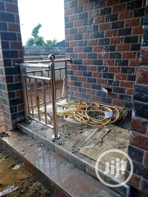 Stainless Handraill With 304turkey Pipe   Building Materials for sale in Abuja (FCT) State, Jabi