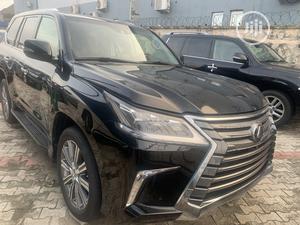 Lexus LX 570 2017 Black | Cars for sale in Lagos State, Amuwo-Odofin