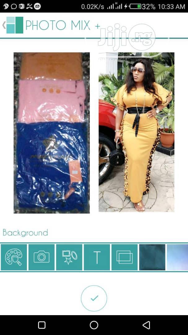 Ladies Long Dress | Clothing for sale in Ikeja, Lagos State, Nigeria
