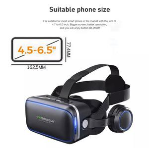 3D VR Virtual Reality Glasses Helmet   Accessories for Mobile Phones & Tablets for sale in Lagos State, Ikeja