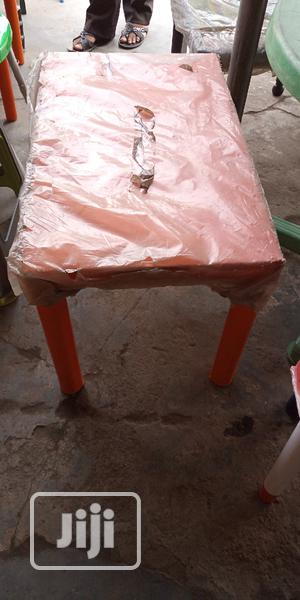 High Quality Children Plastic Table   Children's Furniture for sale in Lagos State, Ojo