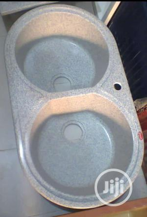 Acleric Double Bowl Sink   Building Materials for sale in Lagos State, Orile