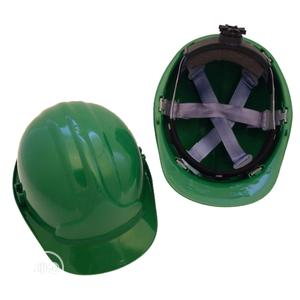 Green Safety Helmet | Safetywear & Equipment for sale in Abuja (FCT) State, Wuse