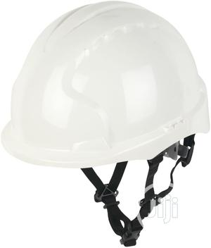 White Safety Helmet | Safetywear & Equipment for sale in Abuja (FCT) State, Wuse