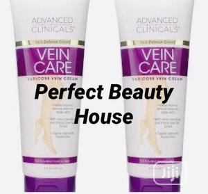 Advanced Clinicals, Vein Care, Varicose Vein Cream, 8fl Oz | Skin Care for sale in Lagos State, Ikeja