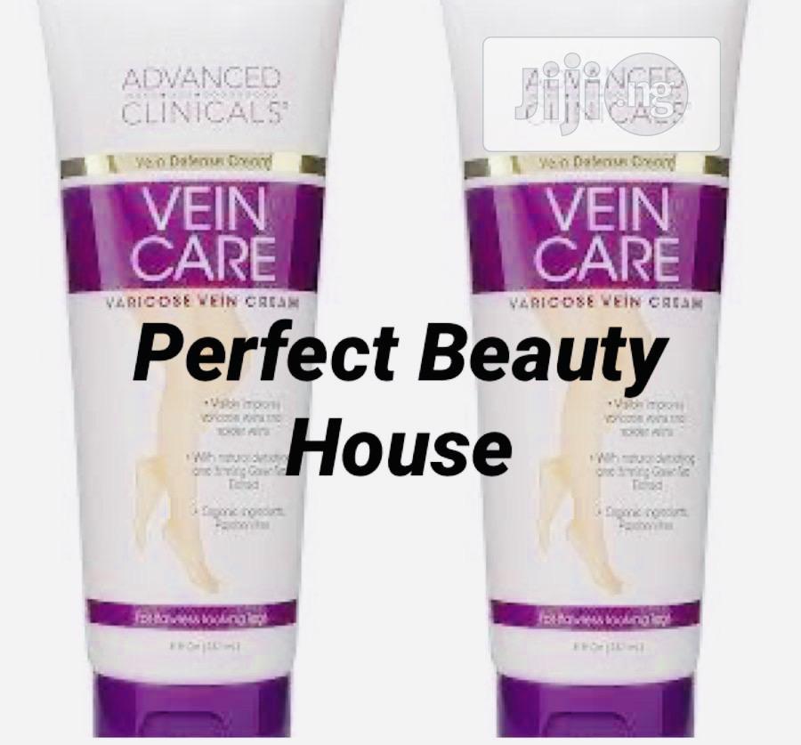 Advanced Clinicals, Vein Care, Varicose Vein Cream, 8fl Oz
