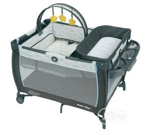 Graco Baby Playyard Cot | Children's Furniture for sale in Lagos State, Lagos Island (Eko)