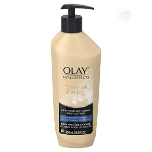 Olay Total Effect Advanced Anti- Aging Body Lotion 400ml | Bath & Body for sale in Lagos State, Oshodi