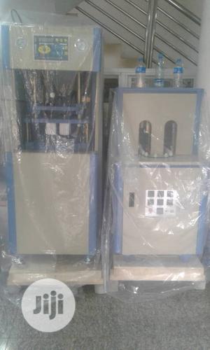 Semi Automatic Pet Blowing Machine   Manufacturing Equipment for sale in Lagos State, Amuwo-Odofin