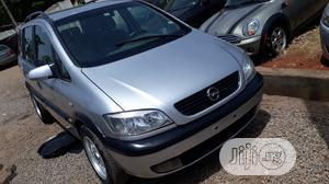 Opel Zafira 2002 Silver | Cars for sale in Kaduna State, Kaduna / Kaduna State