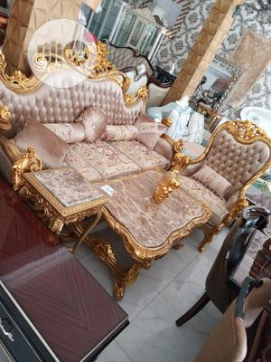 High Quality Executive Fabric Royal Sofa Sets | Furniture for sale in Lagos State, Lekki