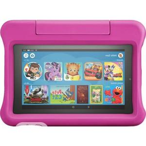 New Amazon Fire 7 16 GB Pink | Tablets for sale in Lagos State, Shomolu