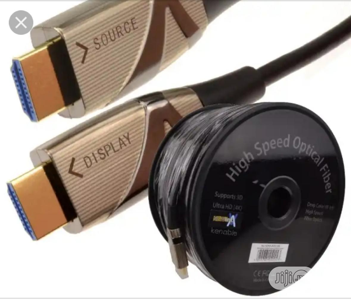 HDMI Cable 100 Metres Ultra HD 4k Resolution