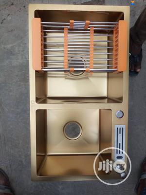 Hand Made Orange England Kitchen Sink | Restaurant & Catering Equipment for sale in Lagos State, Orile