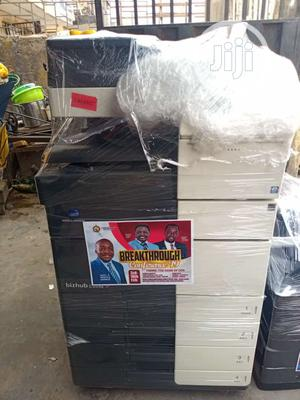 Bizhub C554e DI Photocopier | Printers & Scanners for sale in Lagos State, Surulere
