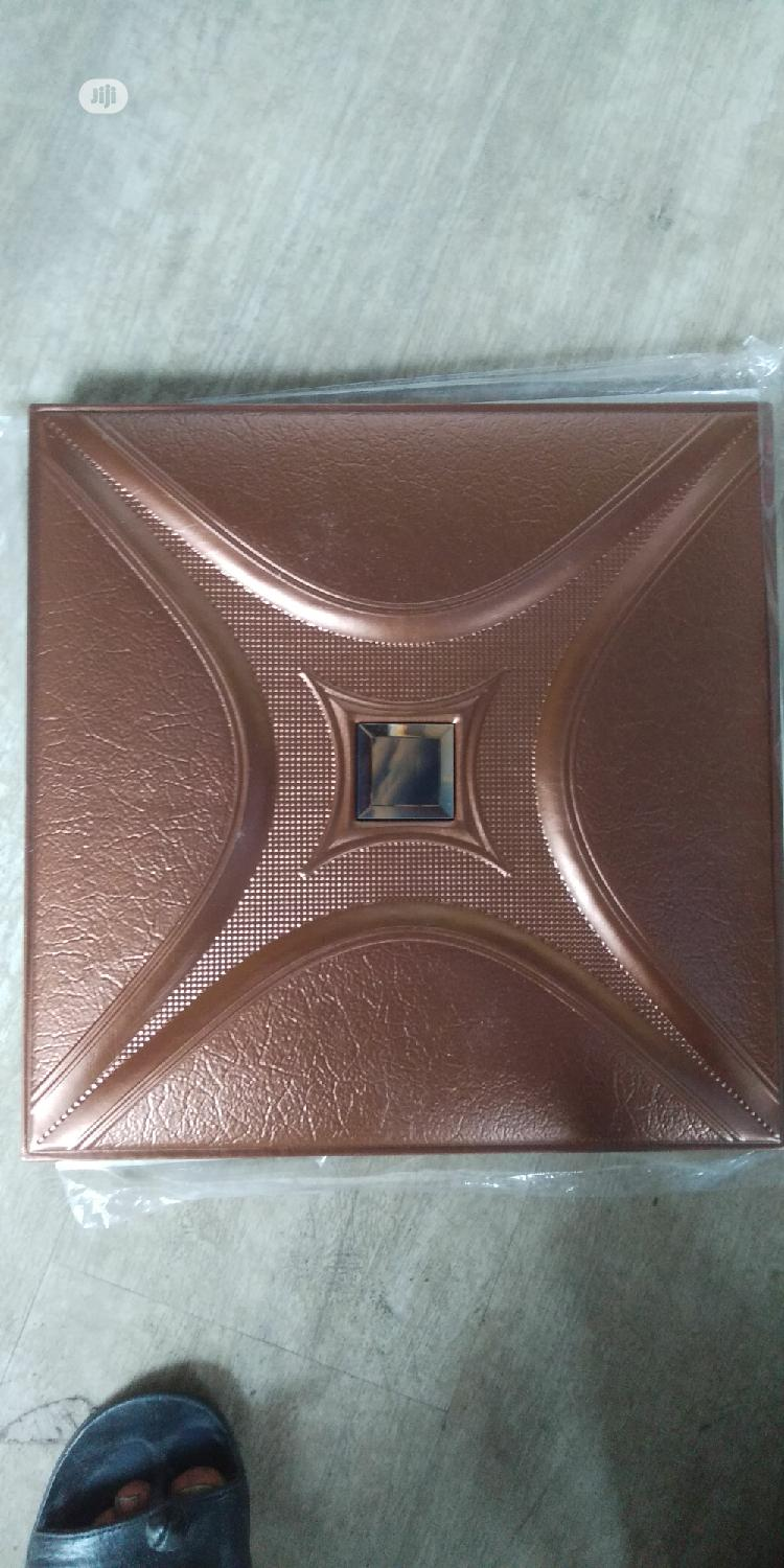 Leather 3D Panels   Home Accessories for sale in Shomolu, Lagos State, Nigeria