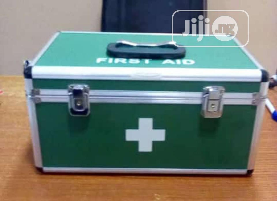 Archive: First Aid Box