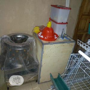 Feather Plucker/ Feather Remover /Defeathering Machine | Restaurant & Catering Equipment for sale in Oyo State, Ibadan