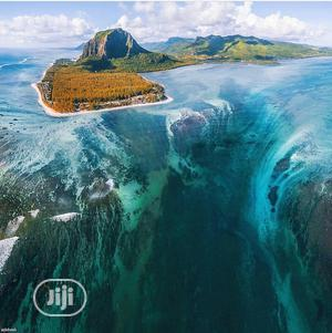 The Underwater Waterfall At Le Morne Brabant, Mauritius | Travel Agents & Tours for sale in Lagos State, Lagos Island (Eko)