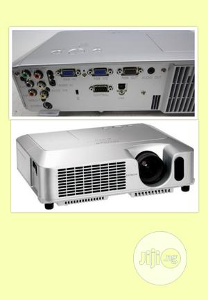 Perfect Hitachi Projector | TV & DVD Equipment for sale in Lagos State, Gbagada