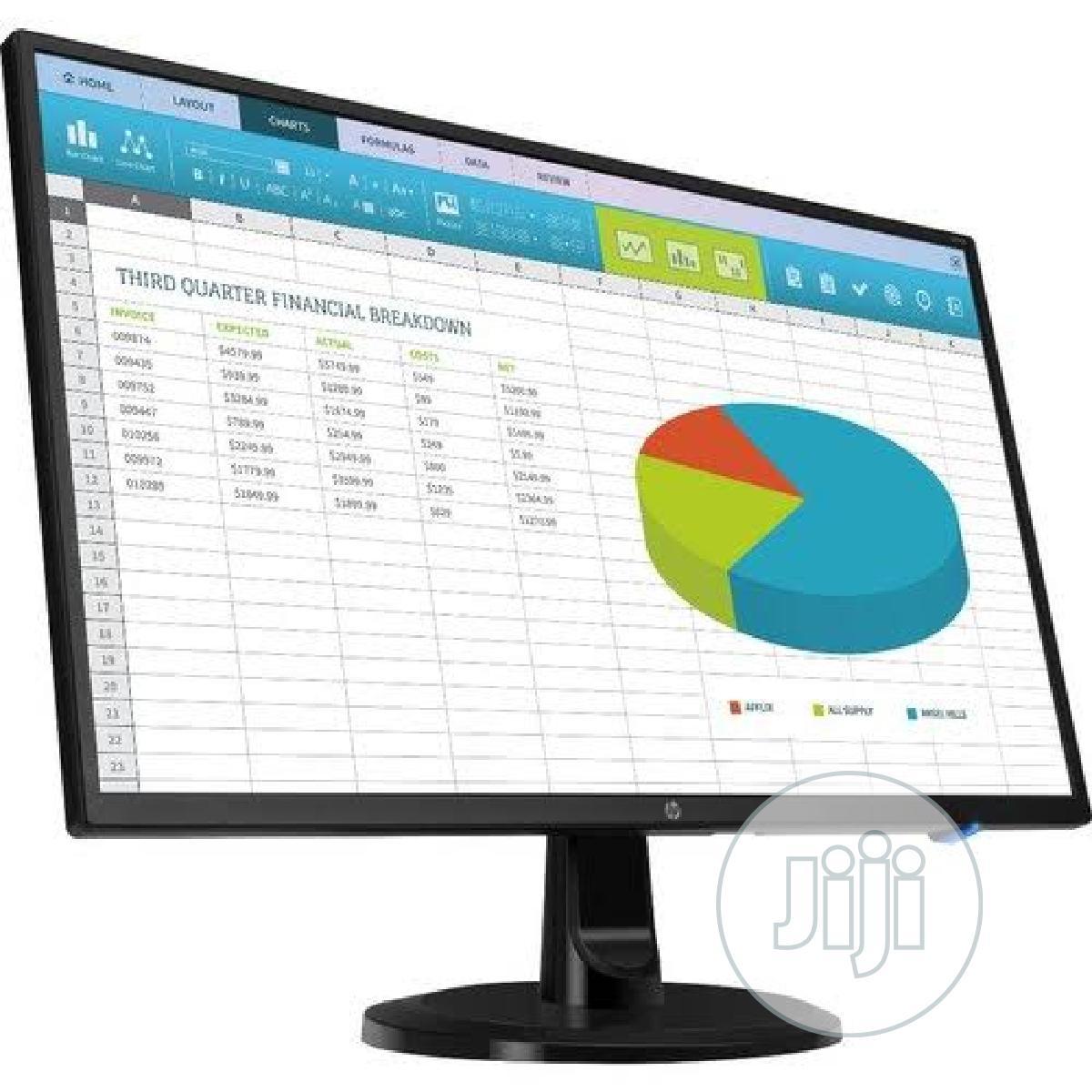 """Hp N246v 23.8"""" Monitor"""