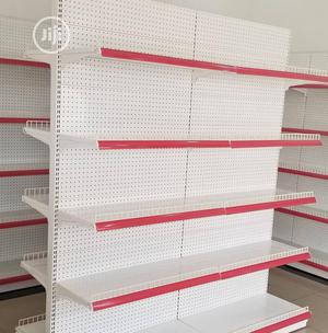 Quality Red Supermarket Shelves   Store Equipment for sale in Lagos State, Victoria Island