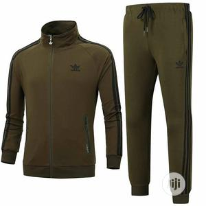 Adidas Track Suit | Clothing for sale in Lagos State, Lagos Island (Eko)