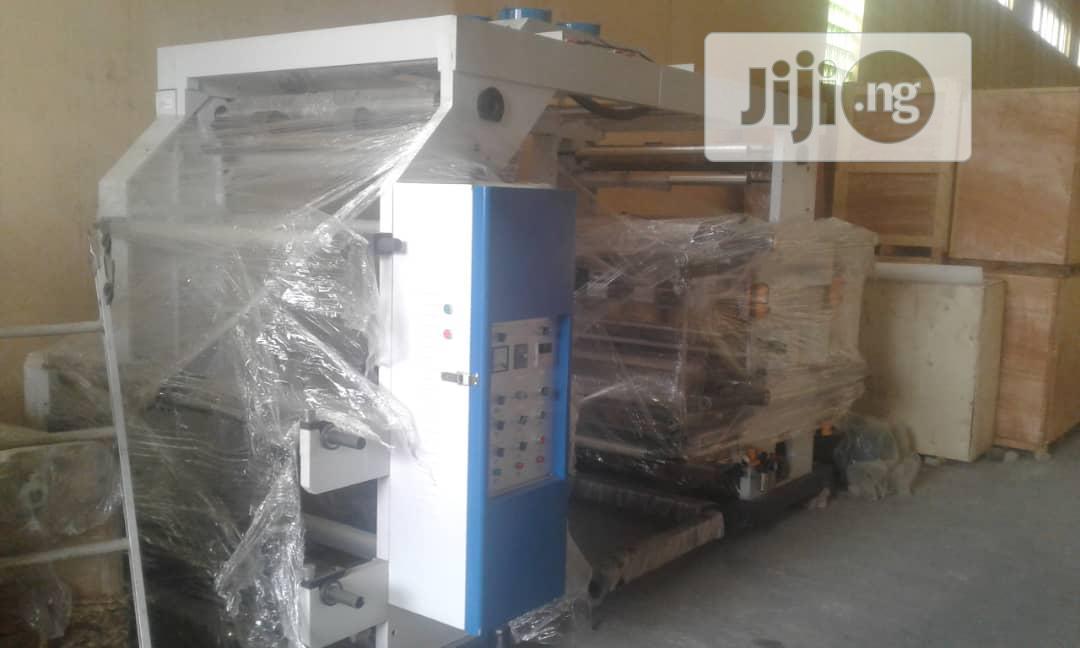Archive: Gravure Printing Machines