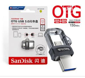 Sandisk 64GB Ultra OTG Dual USB Flash Drive 3.0   Accessories for Mobile Phones & Tablets for sale in Lagos State, Ikeja