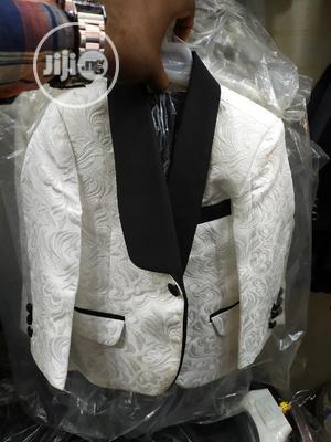 Kids Plain, Flower Tuxedo Suit | Children's Clothing for sale in Lagos State, Lagos Island (Eko)