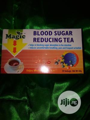 Blood Sugar Reducing Herbal Tea   Vitamins & Supplements for sale in Lagos State, Ifako-Ijaiye