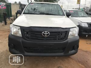 Toyota Hilux 2013 White | Cars for sale in Lagos State, Maryland