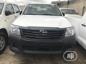 Toyota Hilux 2014 SR5 4x4 White | Cars for sale in Lagos State, Maryland