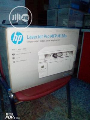 HP Laserjet Pro MFP M130a 3in1 Printer | Printers & Scanners for sale in Lagos State, Ikoyi