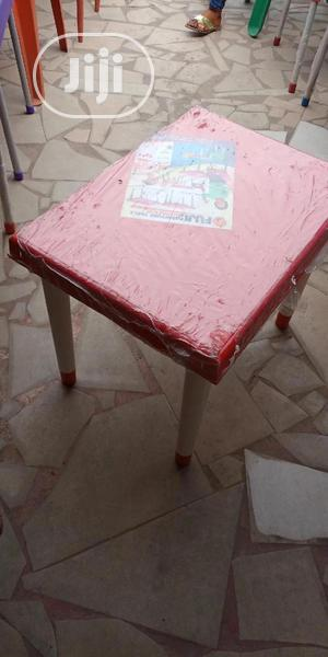 High Quality Children Plastic Children Table   Children's Furniture for sale in Lagos State, Ojo
