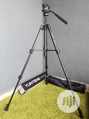 Vct-691 Video/Camera Tripod Stand (Professional) | Accessories & Supplies for Electronics for sale in Lagos State, Ikeja
