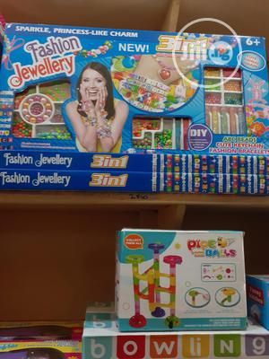 3 In 1 Fashion Jewellery For Kids | Babies & Kids Accessories for sale in Lagos State, Lagos Island (Eko)